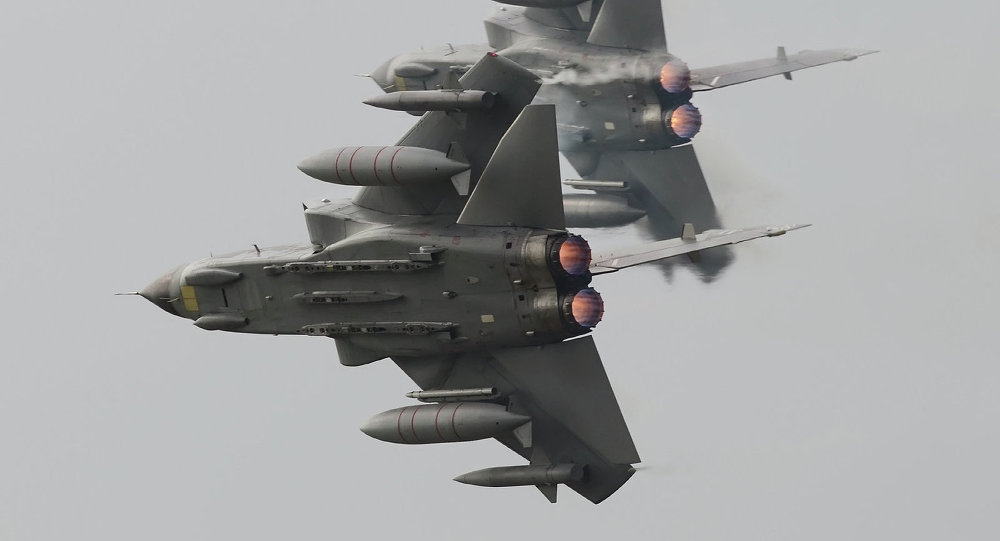 مقاتلات تورنادو GR4