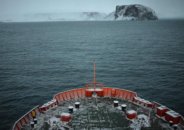 منطقة القطب الشمالي