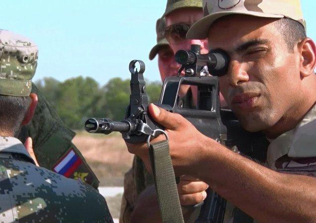 جندى من الجيش المصري