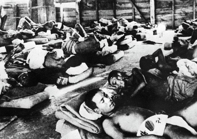 ضحايا القنبلة الذرية الأمريكية