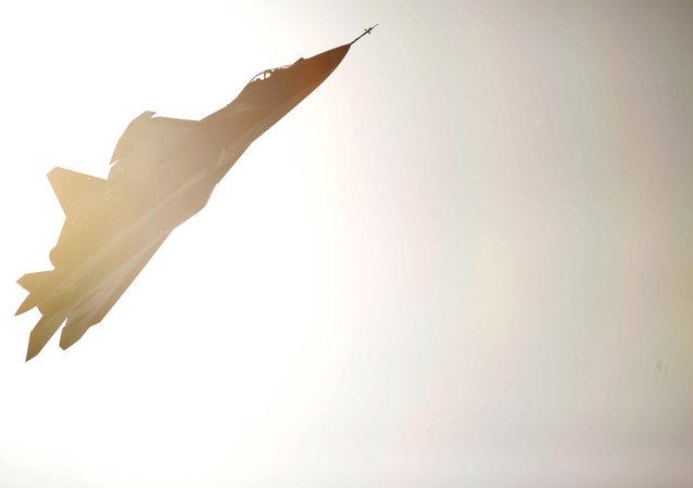 مقاتلة الشبح الروسية تى-50