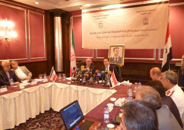 اتفاق ايراني سوري