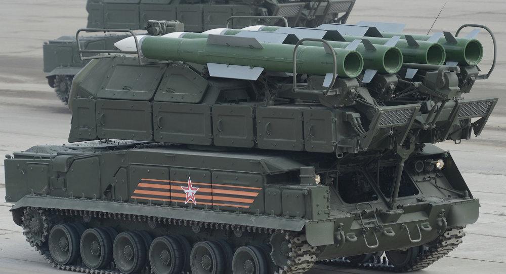 منظومة الصواريخ المضادة للطائرات بوك-إم2