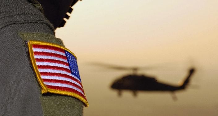 مروحية عسكرية أمريكية