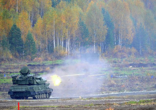 منظومة الدفاع الجوي السوفييتية الأسطورية  شيلكا
