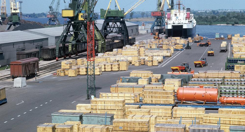 ميناء ريغا