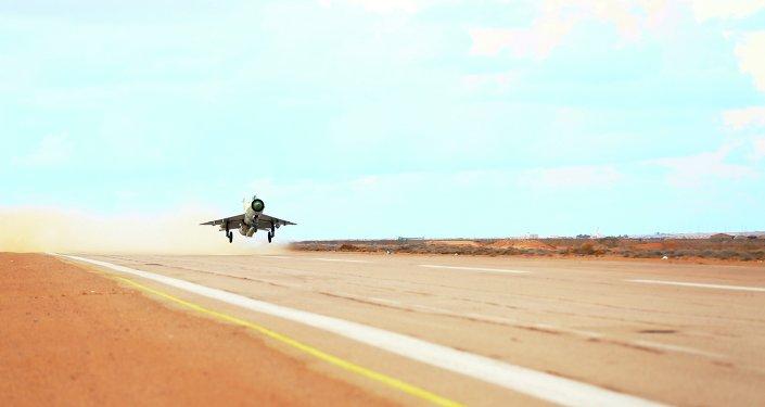 القوات الجوية الليبية