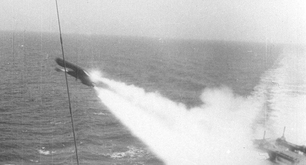 إطلاق صاروخ جوال