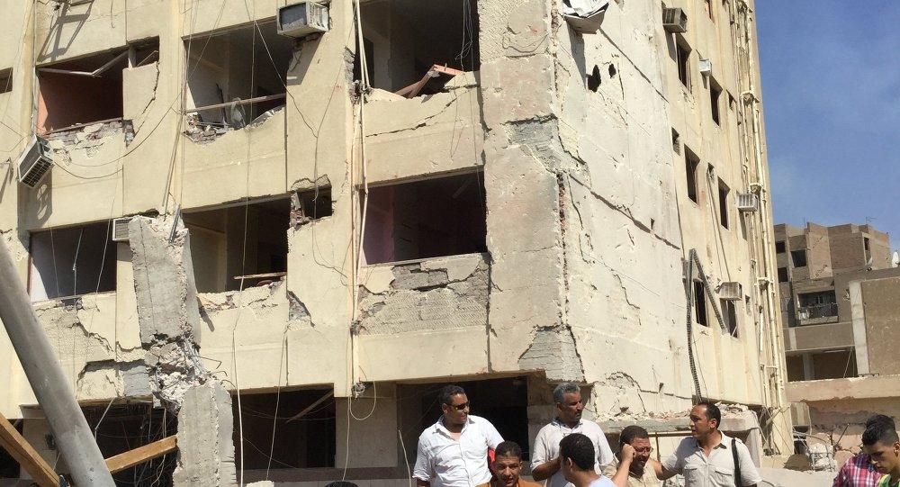 انفجار ـ مصر