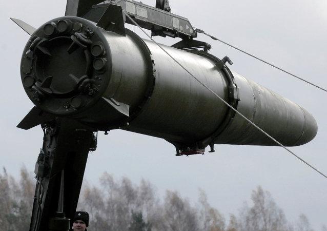 صاروخ إسكندر