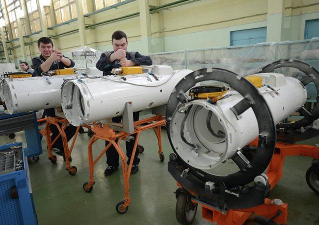 مصنع تابع لشركة الأسلحة الصاروخية التكتيكية