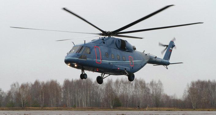 مروحية مي-38 الروسية