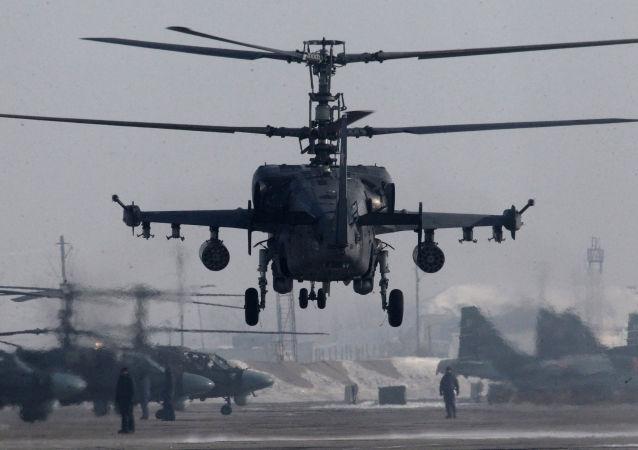 هليكوبتر كا 52 التمساح