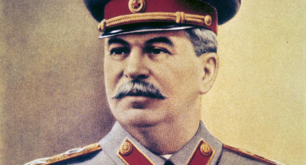 الزعيم السوفيتي جوزيف ستالين
