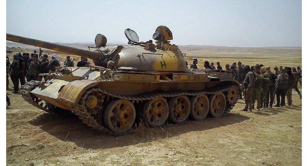 لجان شعبية مساندة للجيش السوري في الحسكة