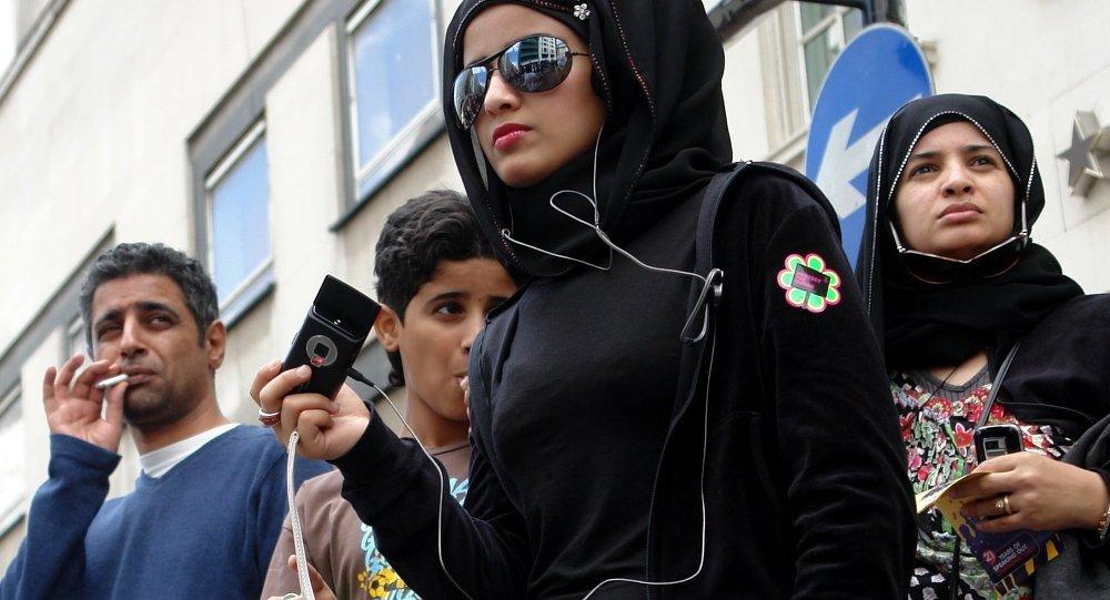 المسلمين في لندن
