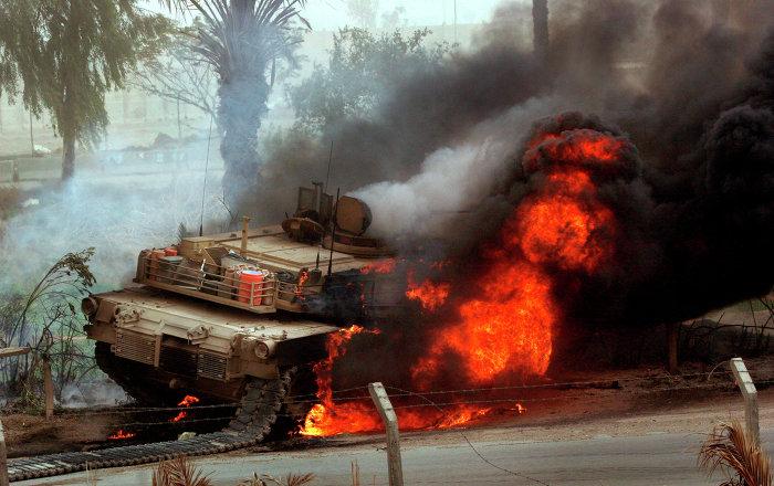 Буксируемые противотанковые пушки МТ-12 «дадут жару» американской бронетехнике