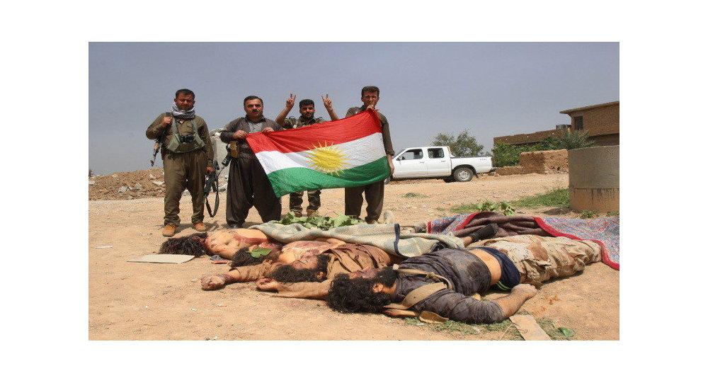 قتلى من مسلحي داعش