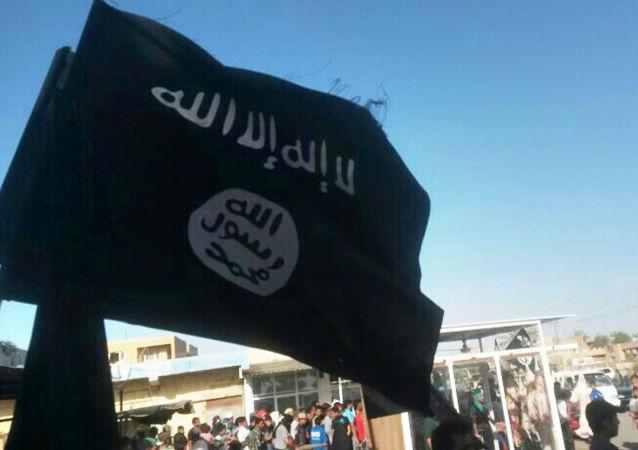 علم داعش