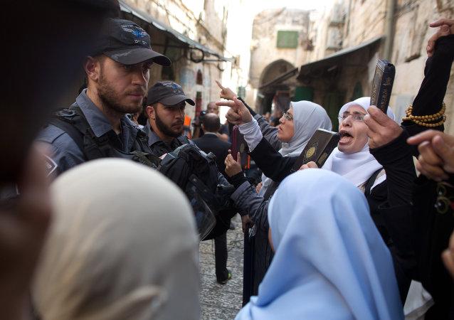 فلسطين والأقصى