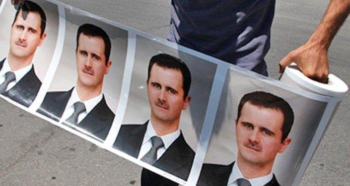 صور بشار الأسد
