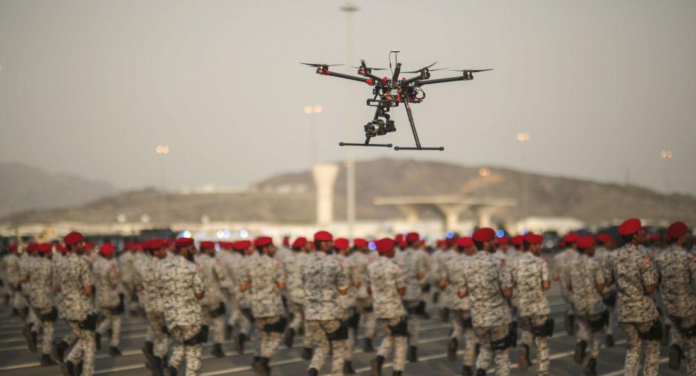 قوات الأمن السعودية