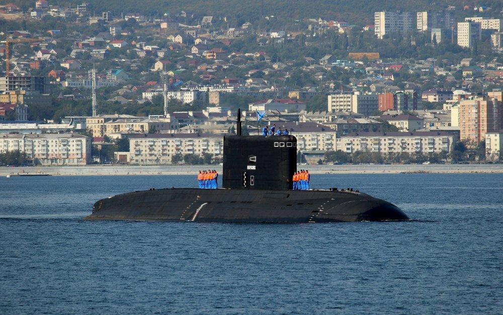 الغواصة نوفوروسيسك