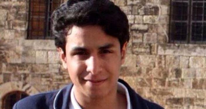 علي محمد النمر