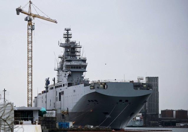 ترسانة بناء السفن في فرنسا