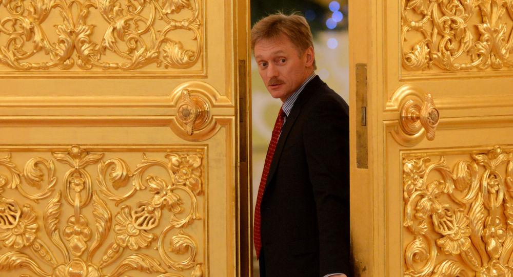 ناطق الرئاسة الروسية دميتري بيسكوف