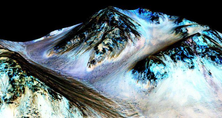 صورة سطح المريخ