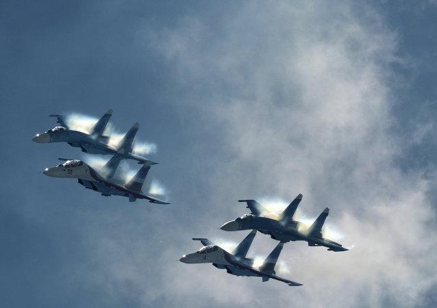 القوات الجوية الروسية