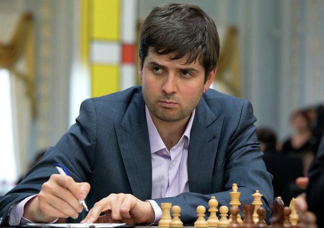 لاعب الشطرنج الروسي بيوتر سفيدلر