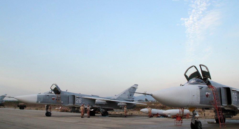 طائرات مقاتلة روسية