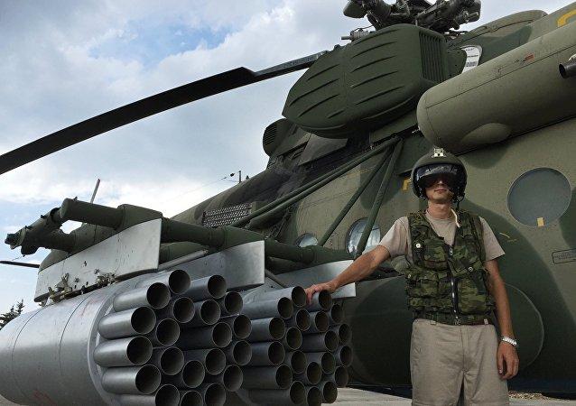 القوات الجوية الروسية لمحاربة تنظيم داعش في سوريا