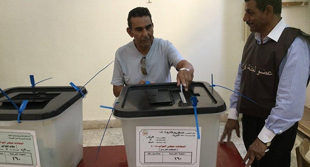 مصر تنتخب برلمان 2015
