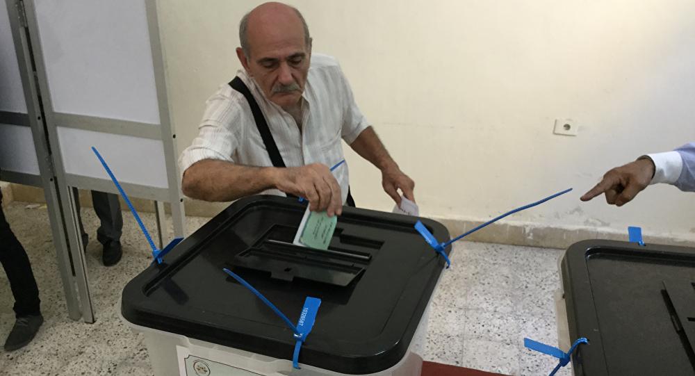 الانتخابات البرلمانية المصرية 2015