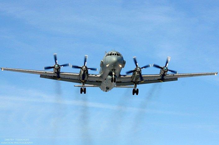 طائرة الإستخبارات الروسية إل 20