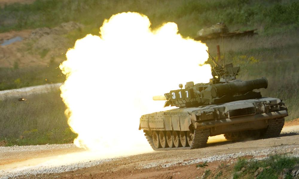 دبابة - تي 80