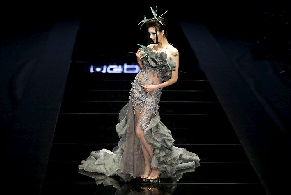لن نصدقوا ذلك، لكن هذا عرض أزياء في الصين!