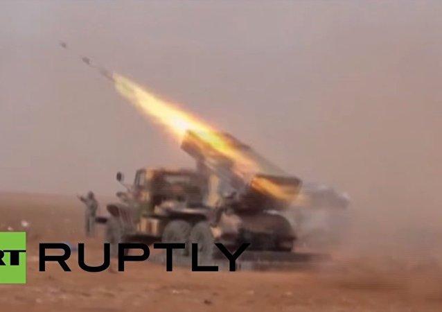 الجيش السوري يحقق إنجازات في محافظة حلب
