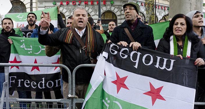 المعارضة السورية