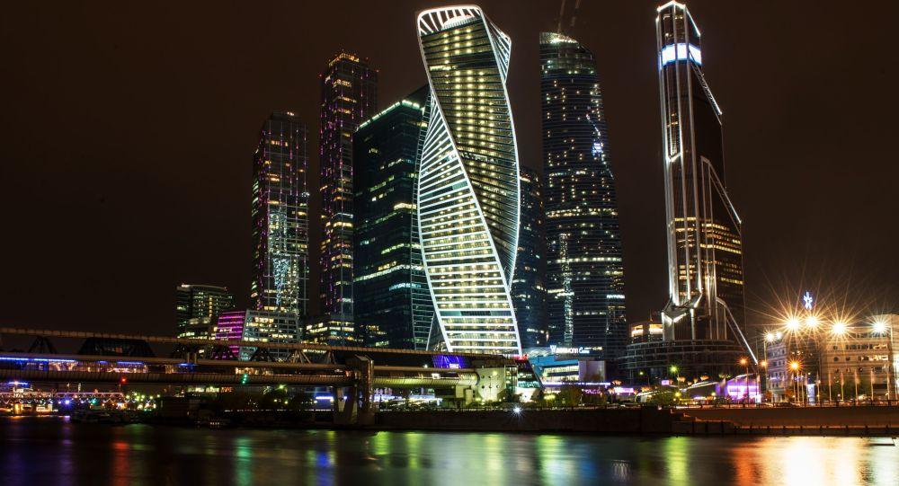 موسكو سيتي