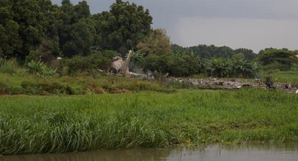 طائرة جنوب السودان
