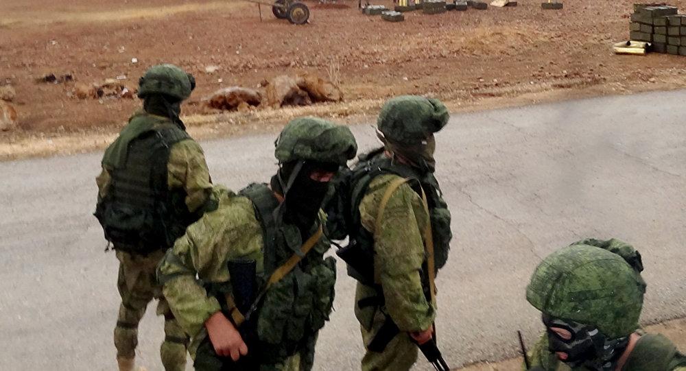جنود روس