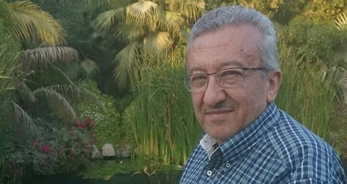 الكاتب والمحلل السياسي اللبناني سركيس أبو زيد