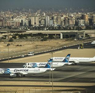 مطار القاهرة الدولي - 2015