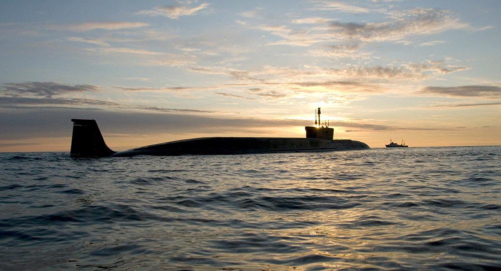 الغواصة الروسية من مشروع بورى