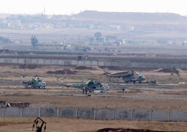 مطار كويرس العسكري