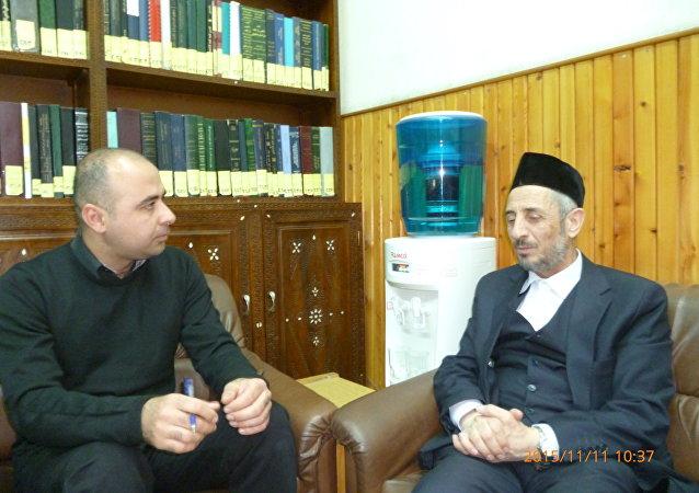 محمد البوطي رئيس إتحاد علماء بلاد الشام